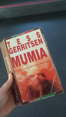 """Mumia"" – Tess Gerritsen"