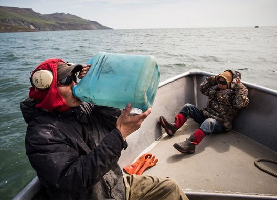 Saksikan Kehidupan Seharian Penduduk Asli Di Alaska