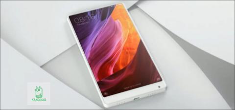 Ces 2017 - Xiaomi Mi Mix na cor branca é confirmado!