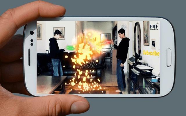 جرب هذا التطبيق الذي يجعلك تقوم بعمل فيديوهات سحرية بتأثيرات خرافية ستدهشك