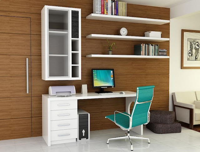 best buy white home office desk with printer shelf for sale