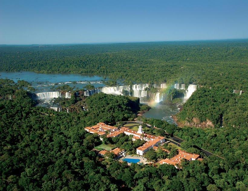 Belmont Hotel das Cataratas - Foz do Iguaçu - PR - Gramado e Campos do Jordão têm os melhores hotéis do Brasil