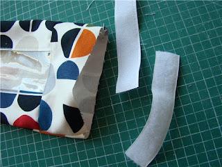 Современный мешочек для крупы