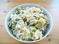 rezept vegan kartoffelpfanne mit kokosreis hauptstpeise