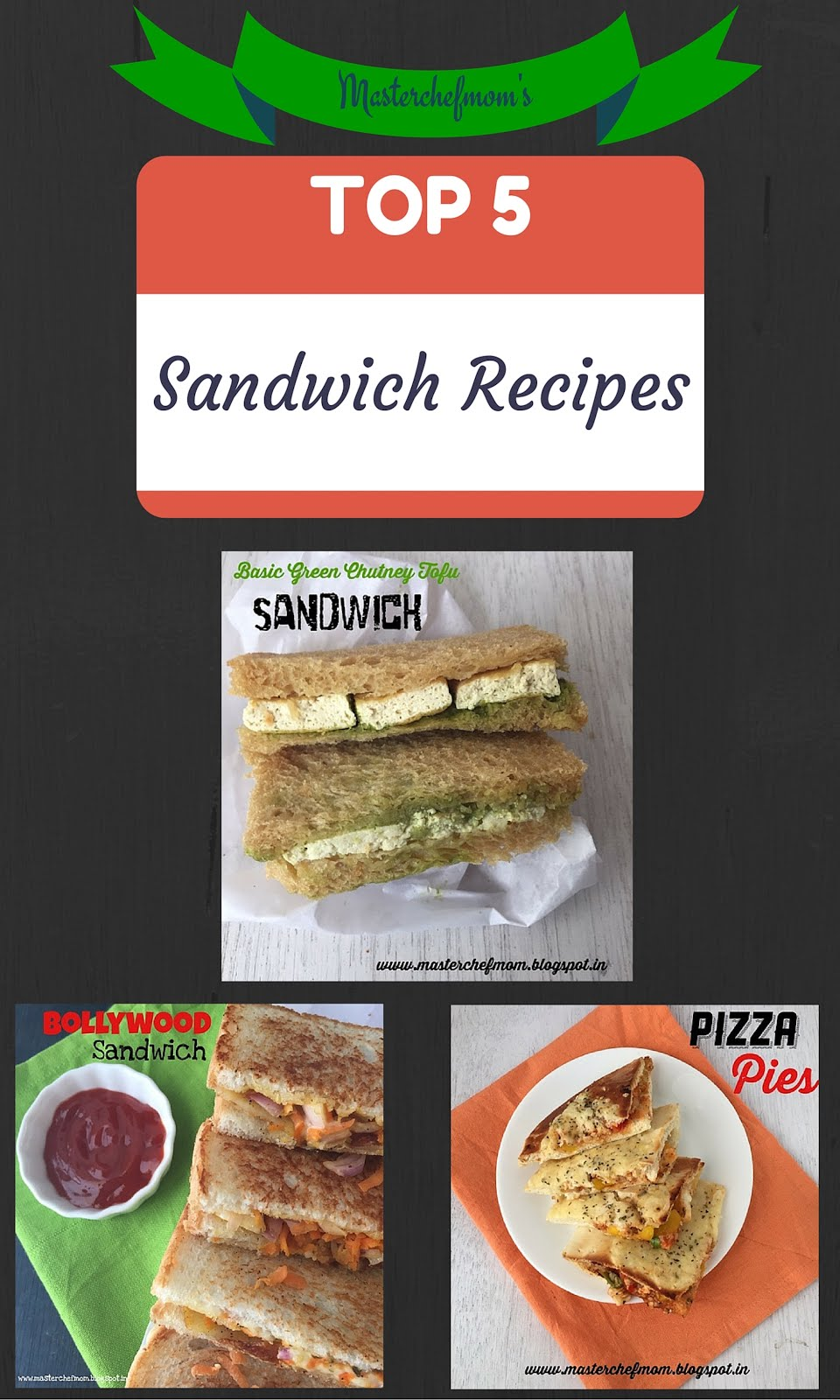 Sandwich Recipes