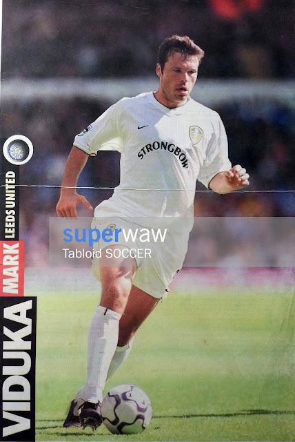 Mark Viduka Leeds United