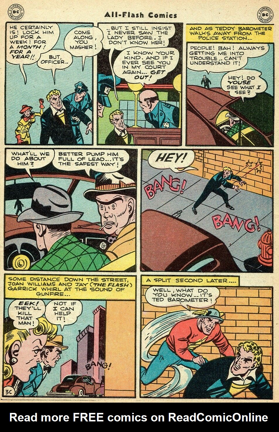 Read online All-Flash comic -  Issue #25 - 38