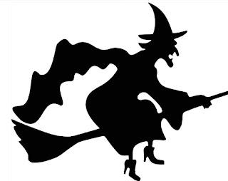 sorcière, déco pour fabriquer des photophores d'Halloween