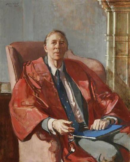 Art Contrarian: John Stanton Ward, Almost-Traditionalist
