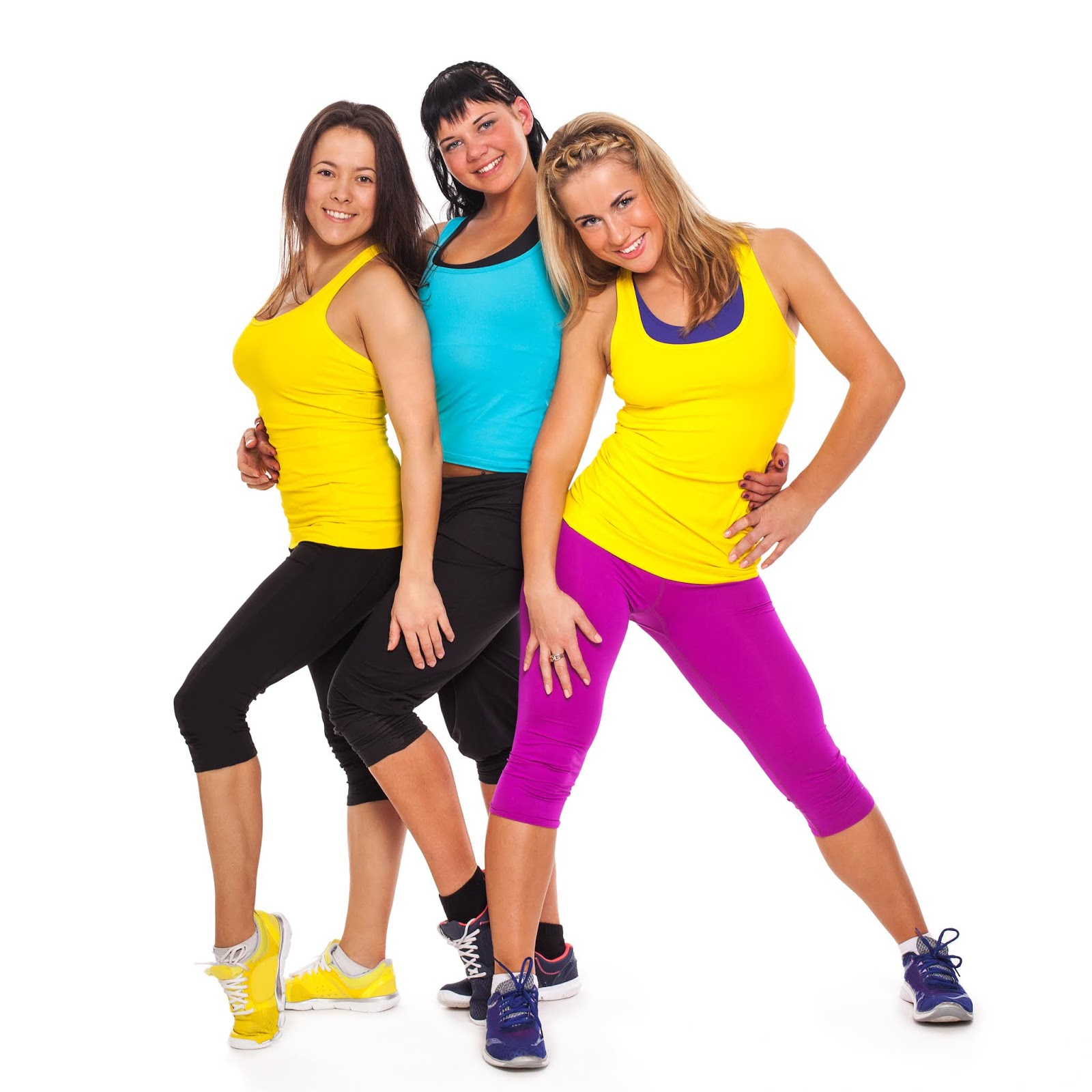 697 - Benefícios da Zumba Fitness
