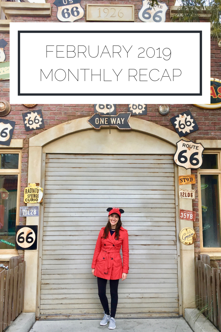 Click to read now or pin to save for later! In February I basically lived in California. Check out the adventures in this blog post!