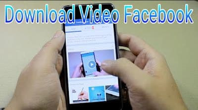 Tutorial download video facebook
