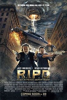 R.I.P.D. (Rest in Peace Department) Subtitle Indonesia (Bluray)