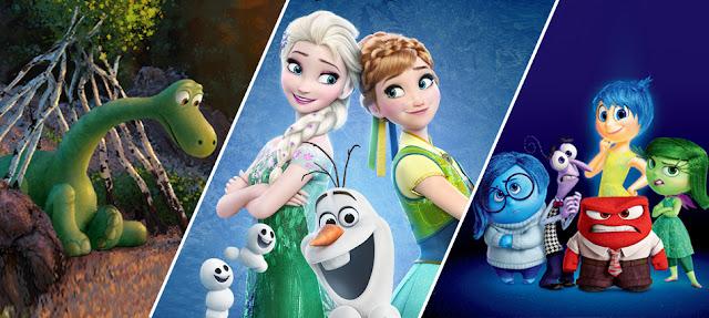 Οι Παιδικές Ταινίες του 2015