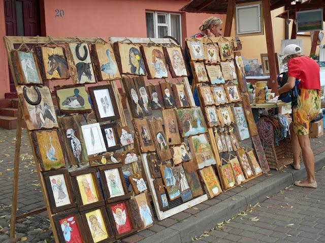 wystawa, jarmark, sprzedaż, rękodzieło, Pszczew
