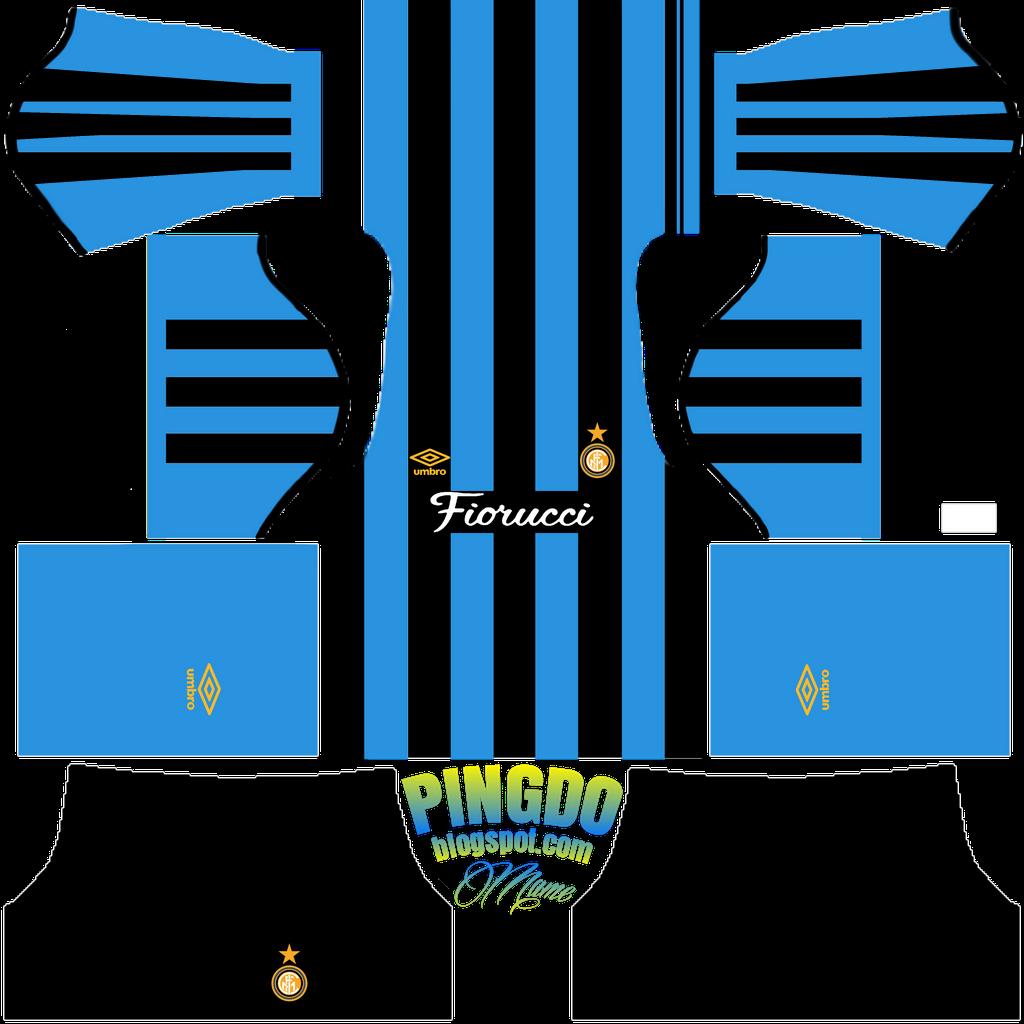 the latest 6cad0 02778 Kits DLS/FTS Inter Milan Fiorucci Umbro Concept | Pingdo