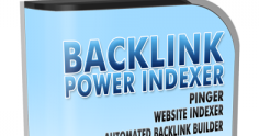 full version premium seo tools free download: Backlink Power Indexer