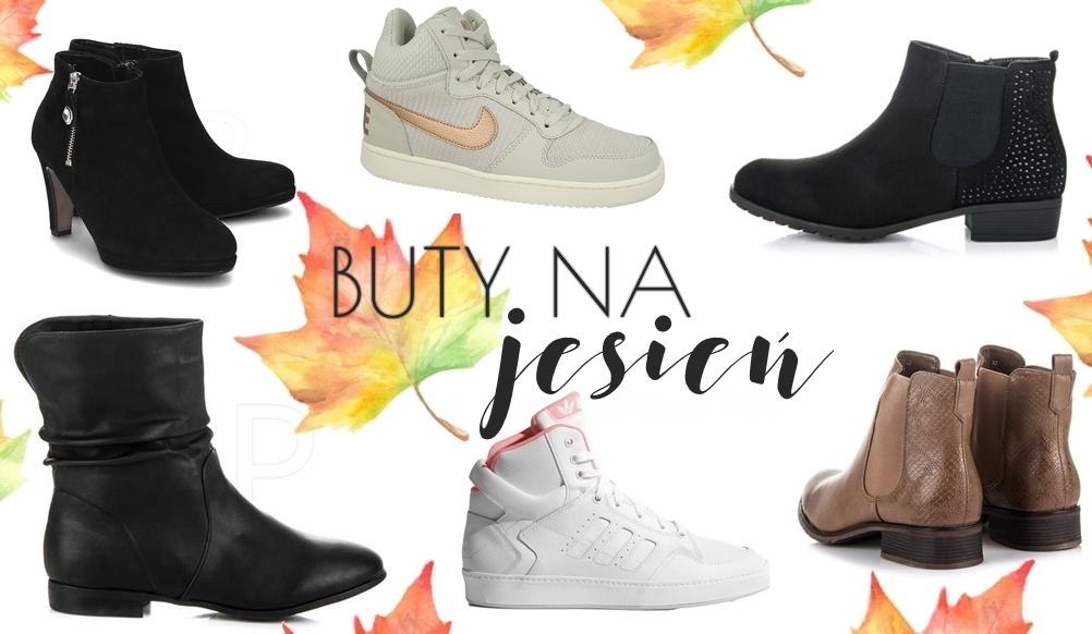 Buty na wysokiej podeszwie bądź modna jesienią 2017