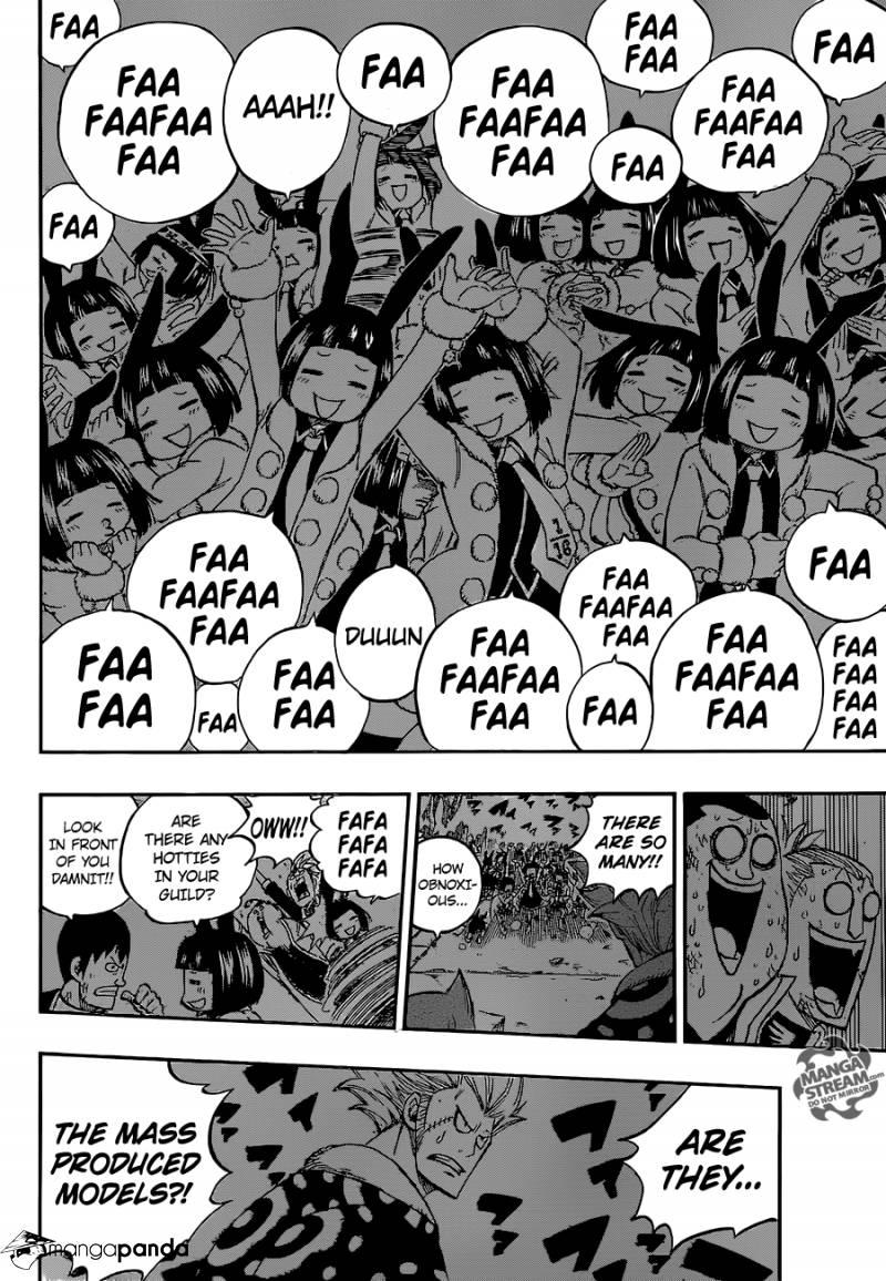 Fairy Tail Ch 399: Wings Of Despair