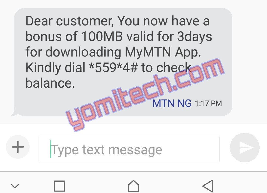 Mtn Is Giving Out Free 150mb Data To It's Customers, How ...