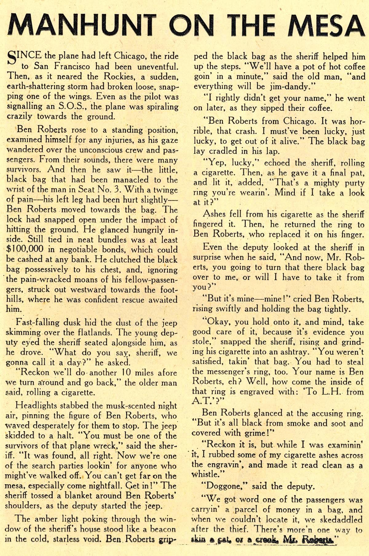Detective Comics (1937) 259 Page 25