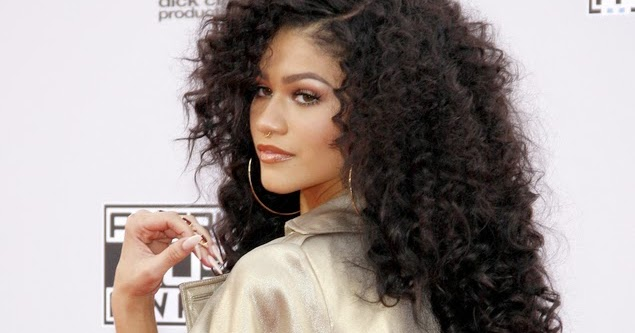 Zendaya Hairstyles Braids: Celebrity Hair Loss: Zendaya's Dreadlocks Beautiful, But Risky
