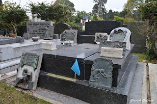 Julio María Sosa  Cementerio Británico Uruguay Fútbol Peñarol visitas guiadas