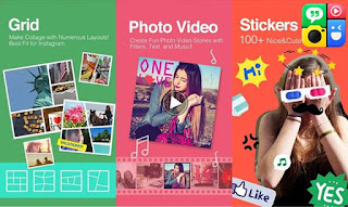 Photo Grid:Photo Collage Maker v5.30 APK Download [Terbaru]