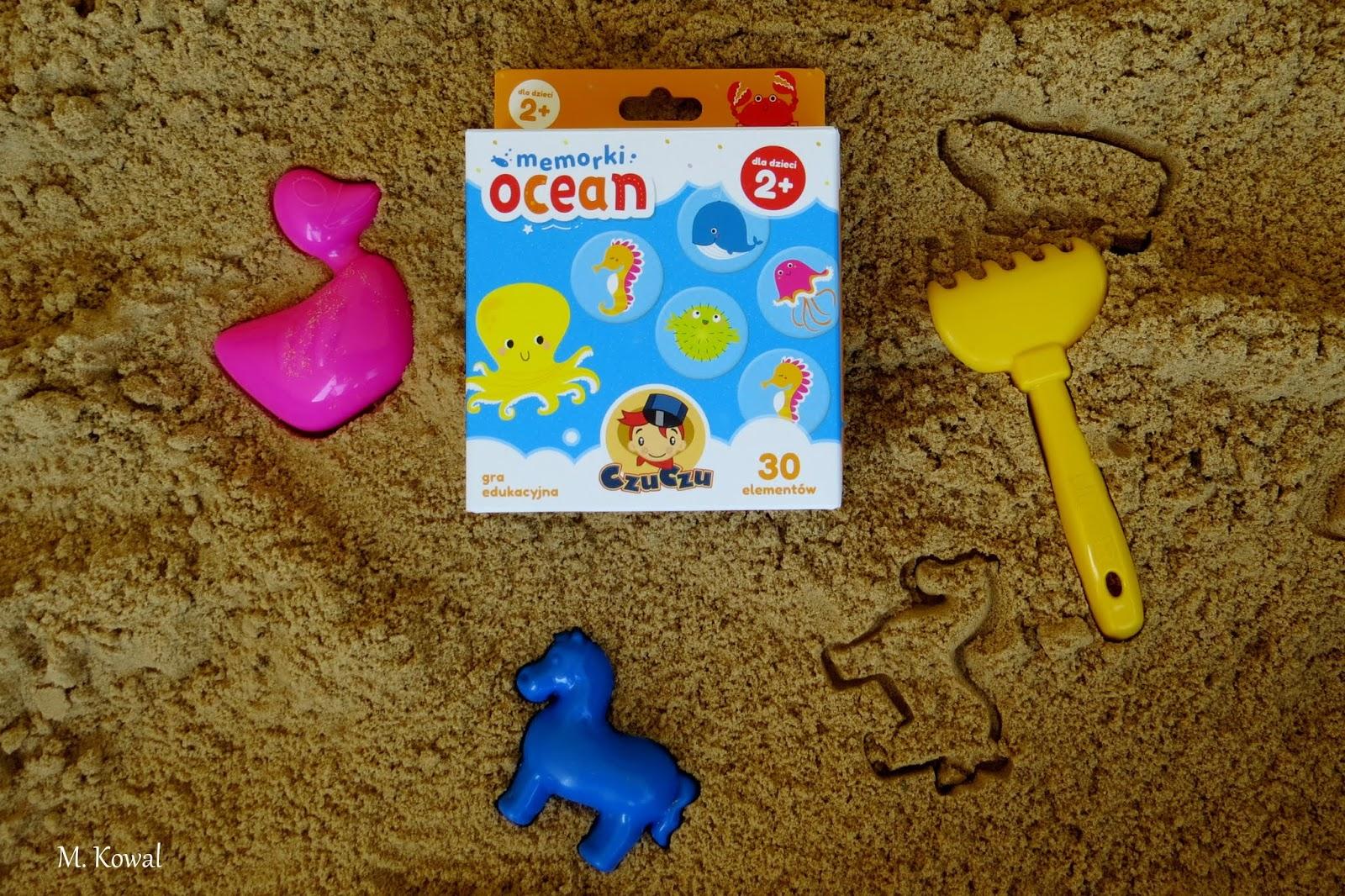 Oceaniczne memorki, czyli słonecznie ciepła CzuCzu gra :)