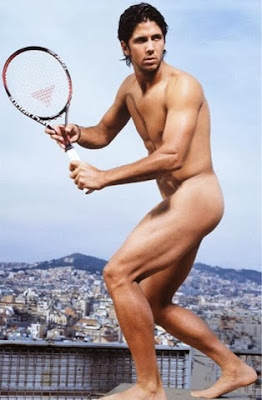 verdasco sin camisa desnudo pene fotos tenista tenistas