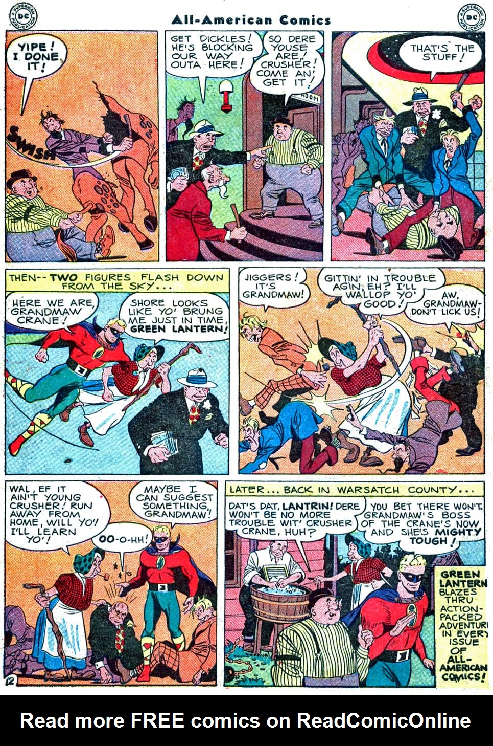 Read online All-American Comics (1939) comic -  Issue #78 - 14