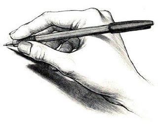 Contoh Menulis dan Menyusun Karya Tulis Sederhana