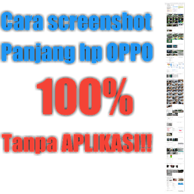 Screenshot hp oppo