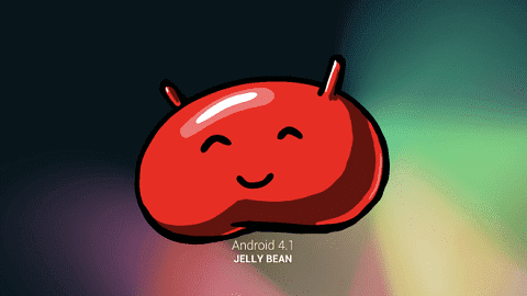 Jelly Bean adalah nama Android J