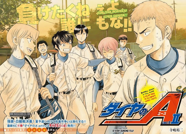 Diamond no Ace: Act II OST Opening and Ending Full