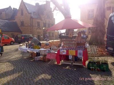 Kleiner Markt Merseburg