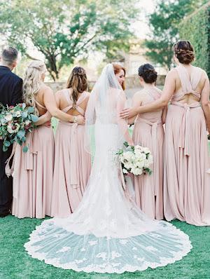 brides wedding cathedral veil