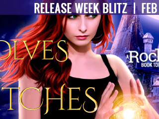 Of Wolves and Witches Release Week Blitz