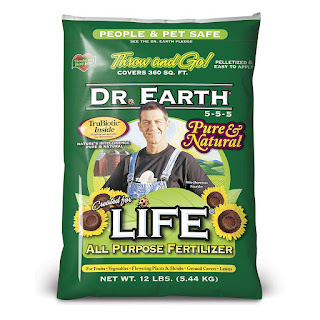 Dr. Eart Pure and Natural Fertilizer