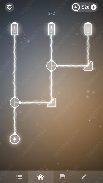 Laser Overload [Beginner] Level 2-2 Solution, Walkthrough, Cheats
