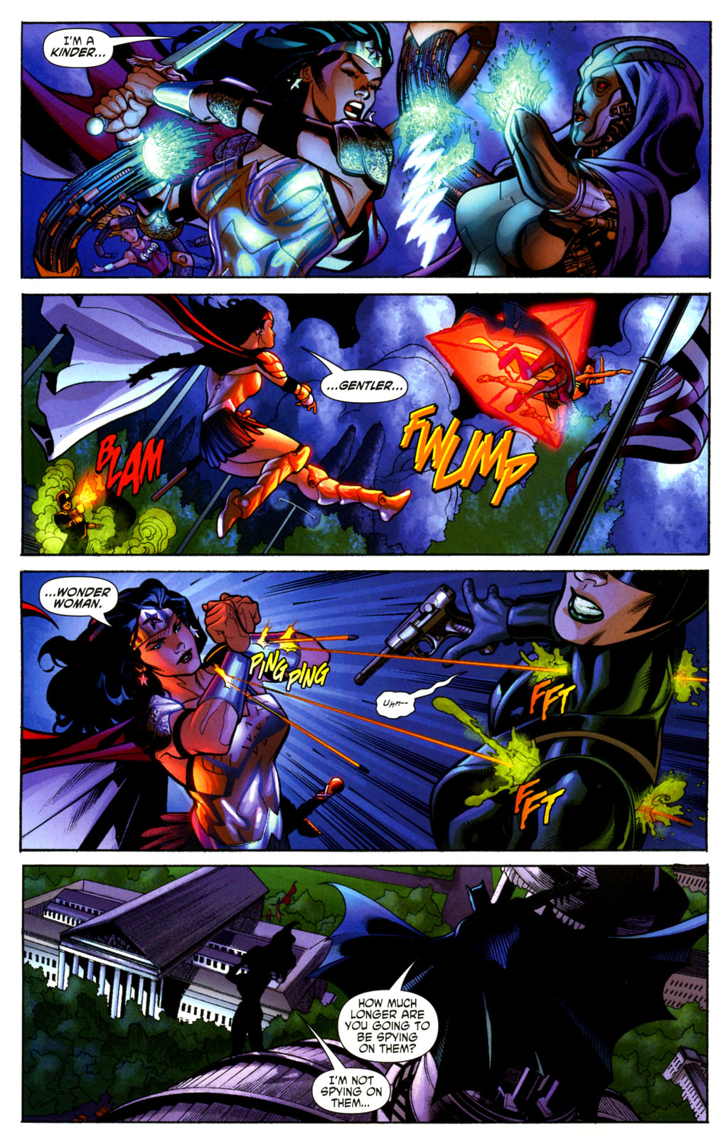 Read online Wonder Woman (2006) comic -  Issue #2 - 3