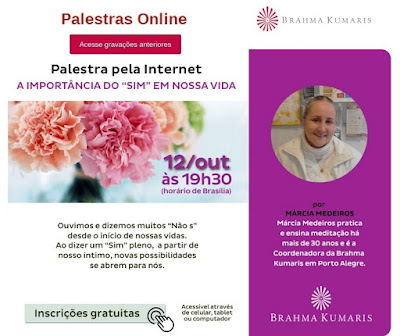 Palestra Online Gratuita