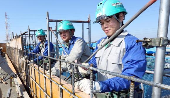 Magang ke Jepang Bidang Konstruksi Bangunan