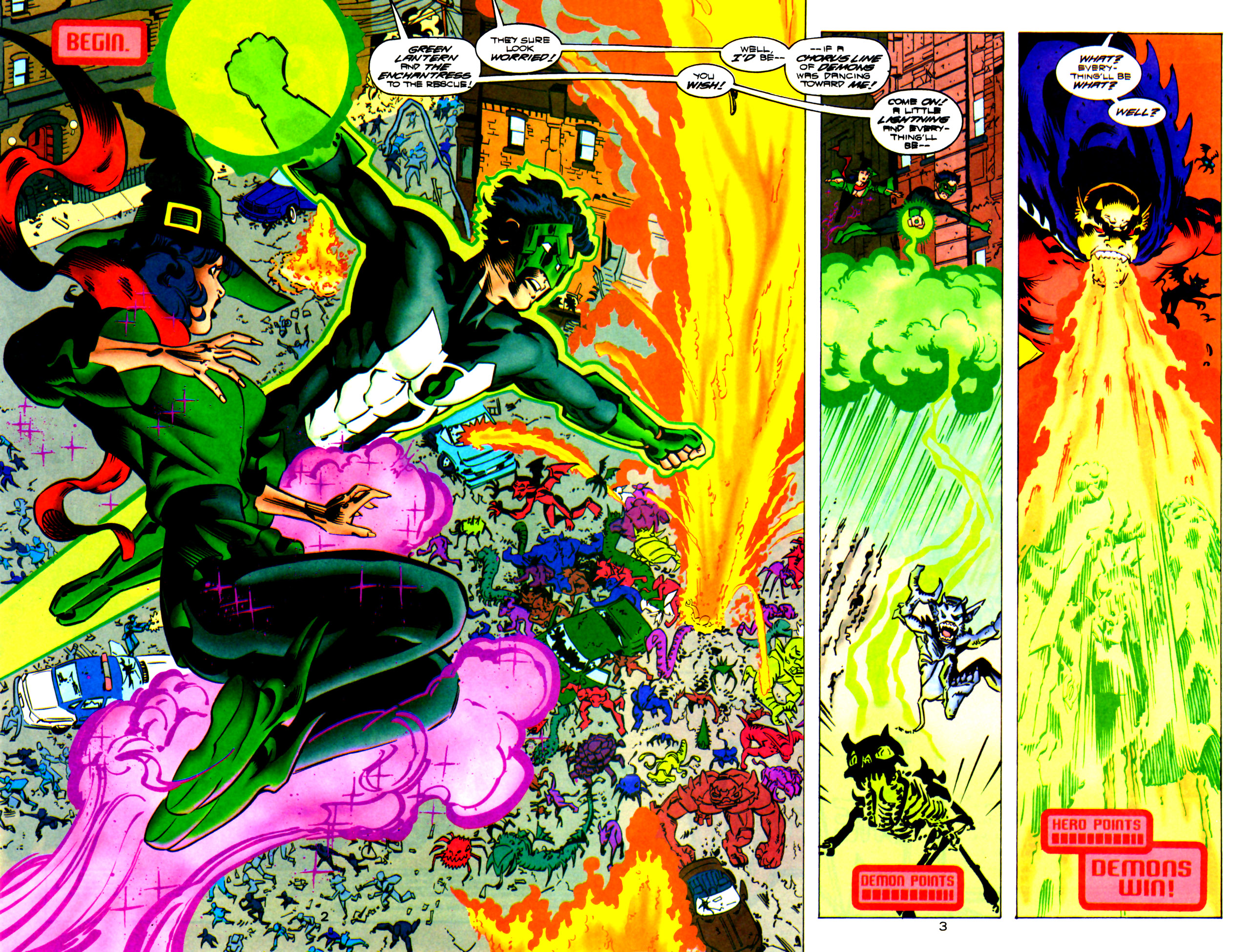 Legion of Super-Heroes (1989) 119 Page 2