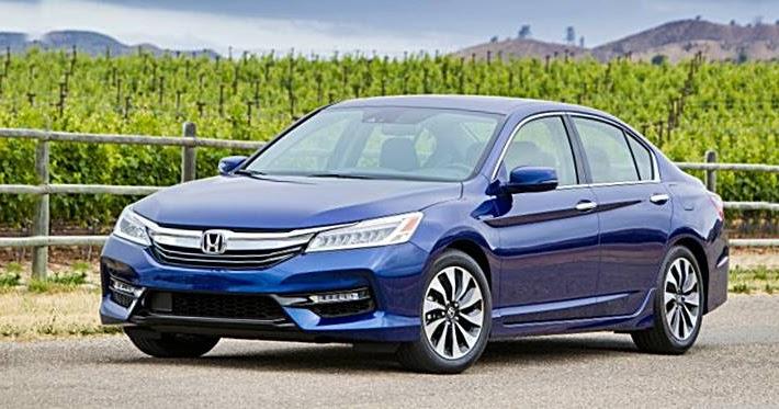2017 Honda Civic Gas Mileage >> 2017 Honda Accord Hybrid Price   Auto Honda Rumors