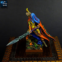 Wood Elves Highborn with Great Weapon / Wanderers Waystrider