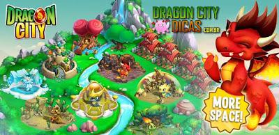 A Nova Cidade dos Dragões!