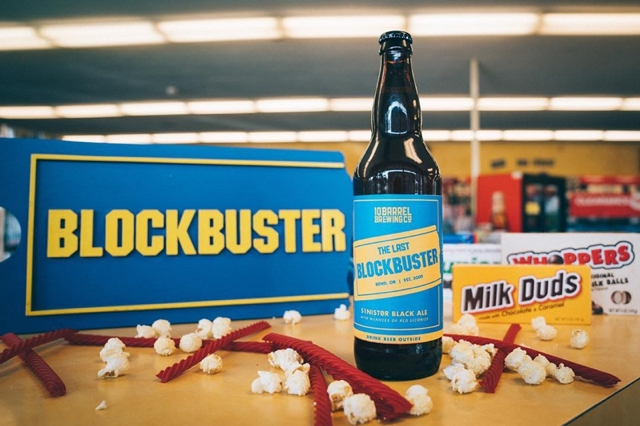 """The Last Blockbuster"""