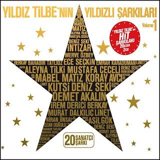Yıldız Tilbe 2018 Yıldızlı Şarkıları Volume 1 Albüm Kapak Fotoğrafı