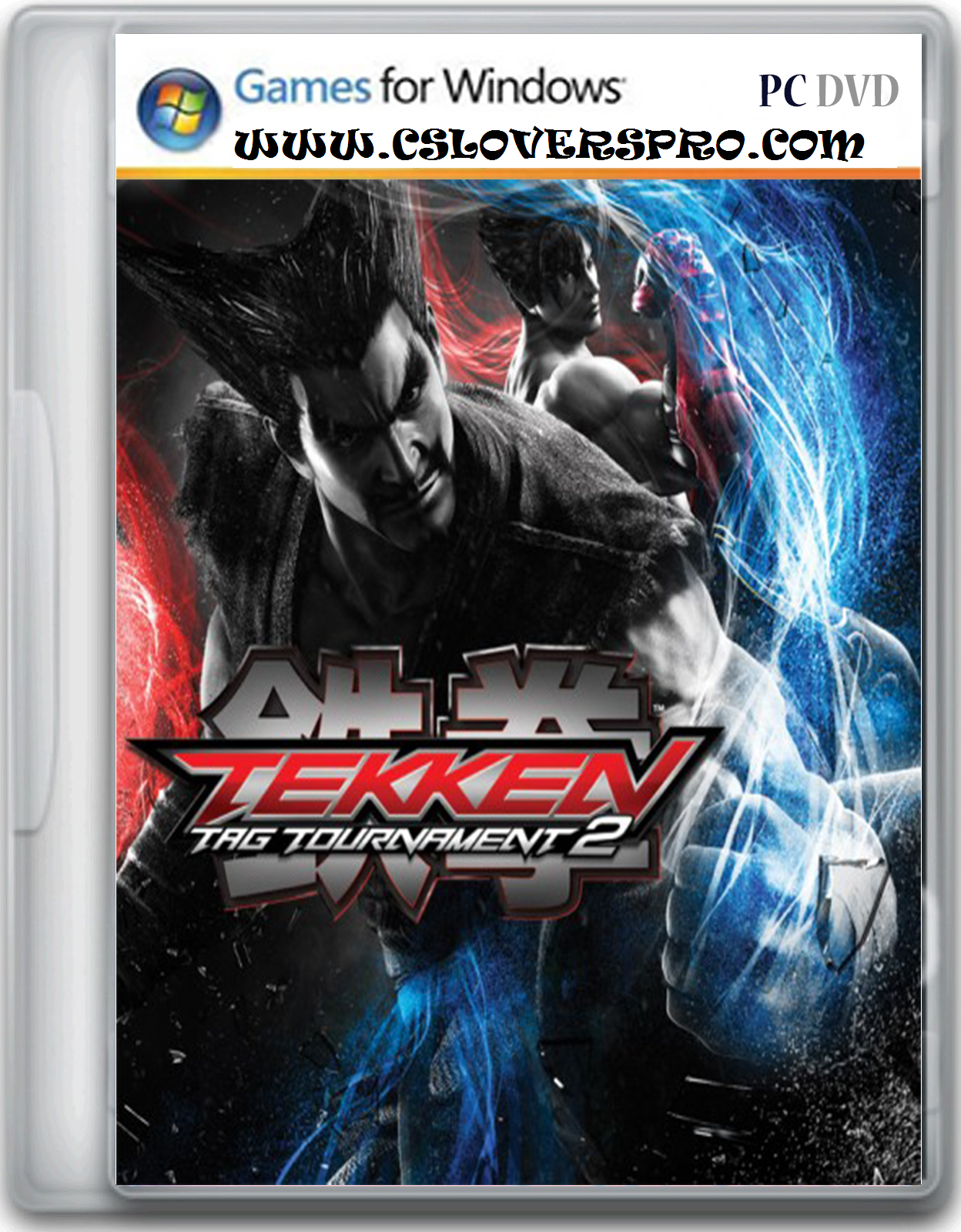 how to download tekken tag tournament 2 for pc